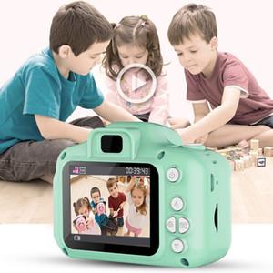 X2 Çocuk Mini Kamera Çocuklar Eğitici Oyuncaklar Bebek Hediyeleri Doğum Günü Hediyesi için Dijital Kamera 1080 P Projeksiyon Video Kamera Çekim