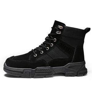 hot sale Men Women running shoes mens Triple Black Khaki Grey jogging sneaker shoes outdoor trainer womens sports shoes 39-44