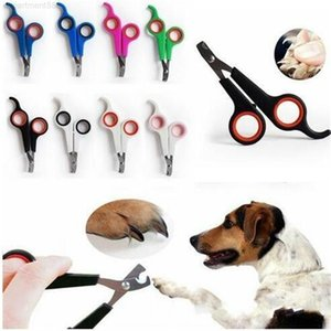 New 2020 Stainless steel clipper dogs cats nail scissors trimmer pet grooming supplies for pets health free shipping