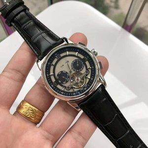 Boutique 2020 Homme Top Loisirs Vente de la série Baida Série Cinq broches multifonctionnelles Multifonctionnellement Bracelet mécanique Mécanique 2021F5AF