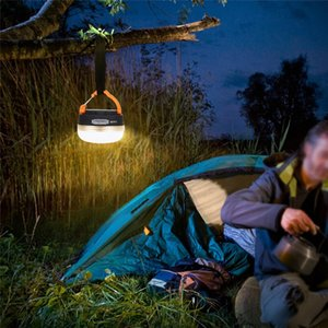 Mini Portable Camping Lights 3W LED Camping Lantern Tents lamp Outdoor Hiking Night Hanging lamp USB Rechargeable night light