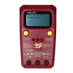 디지털 테스터 MOS / PNP / NPN ESR 미터 트랜지스터 테스터 다이오드 커패시턴스 저항 칩 부품 인덕턴스 커패시턴스 미터 1