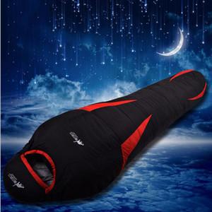 1 UNID Ultralight Down Down Sport Durming Bajos de dormir al aire libre Camping Senderismo Viajar Pato abajo Mamá