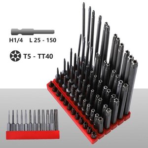 "12pcs 1 4"" Hex Torx Screwdriver Bits Set Security Magnetic Electric Screw Driver Bit S2 Alloy Steel Car Repair Tool"