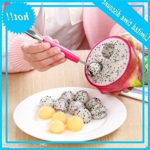 NUOVO Dispositivo di frutta Anguria Digging Spoon Spoon Artifatto Cantalupo Splitter Screpolto Coltello Strumento scolpito Strumento gratuito DHL XL-459