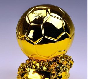 Golden Trophies Trophy Soccer Fan Cheerleading Ball Titan Football Craft Keepsake Champion Cup Souvenirs Resin bbyCn yh_pack