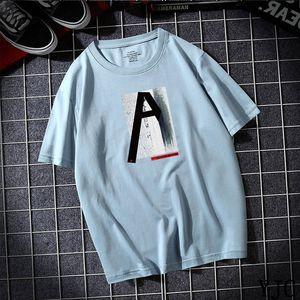 Free Shipping Brand Clothing 8 colors Men T Shirt Fitness T-shirts Mens O neck Man T-shirt For Male Tshirts S-6XL a-2