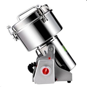 220V 2500g Electric Grinder Grain Herb Medicine Coffee Dry Powder Crusher Grinder Electric Miller High quality Big Capacity Y1128