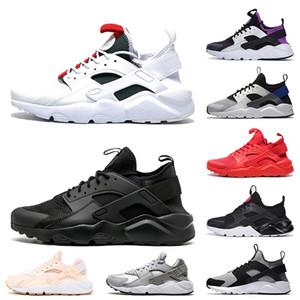 nike huarache Discount Cheap clássicos Airs Huarache 1.0 4.0 Homens Mulheres Running Shoes Rose Triplo Preto Vermelho Branco Ouro Ao Ar Livre Trainers huaraches Sneakers