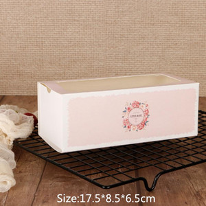 Lbsisi Life 10pcs Sweet Time Drawer Stlye Paper Box Handmade Cookies Baking Pack Baby Shower Child Favor Gift Cake Decoration wmtyXd