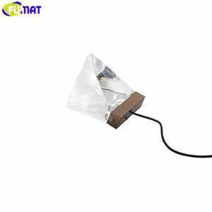 Fumat Diamond Crystal K9 Colgante Lámpara de pared Escritorio de techo Decorar la joya Corte LED Hang Lamp Colgando Light Finxture Modern Lamps1