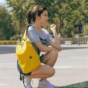 Xiaomi Mi Casual Daypack Original 10L 15L 20L Yellow Blue Urban Leisure Sports Chest Pack Bags Travel Backpack Large Capacity Unisex
