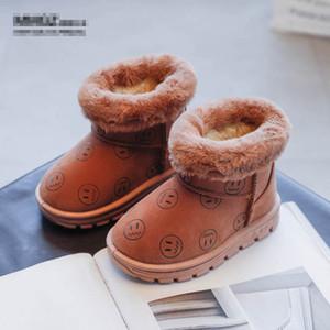 2020 Winter kids boots Cartoon kids snow boots kids shoes boys shoes girls shoes boys boots girls ankle boot children shoe retail B3002