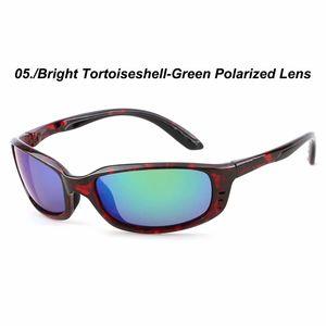 뉴 브린 전문 바다 낚시 골프 편광 선글라스 TR90 Ultralight 브랜드 태양 안경 자외선 보호 oculos de sol