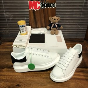 Top Quality Men Women Designers Shoes 3M Reflective Genuine Leather Sneakers Fashion Womens Velet Outdoor Platform Trainer Sneeakers With Box Size 36-45