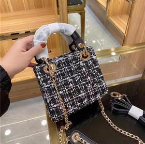 Miglior designer di lusso Princess Lady Vintage frizione borse a clutch dot reticolo serratura rivetto in pelle vernice in pelle vernice donna moda diamante frizione