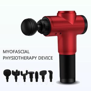 New Fascial Gun high Speeds Muscle Sports Portable Body Gun Massager Mini Deep Tissue Massage Gun