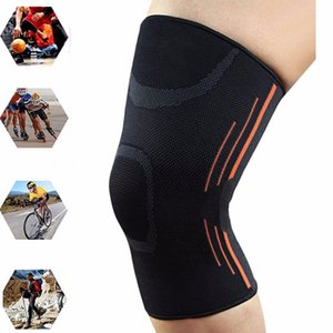 1 Piece Knee Pads Volleyball Knee Brace Basketball Patella Protector Elastic Sports Sleeve Running Kneepads Beactive