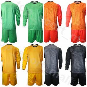 Goleiro EU Soccer Goalie Gk Manga Longa 1 Bill Hamid Jersey Set Tim Howard Ethan Horvath Ashlyn Harris Hope Solo Camisa de Futebol Kits