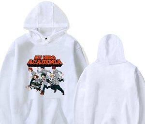 Harajuku Sweatshirt My Hero Academia Anime Hoodie Men Hoodies Womens Hoodie Moletom Masculino Winter Clothes