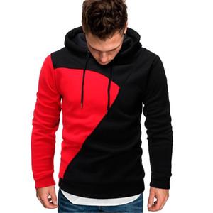Men's Sweatshirt hoodie Autumn Winter Long Sleeve Zipper hoodie men streetwear Casual Loose Male Sweatshirt Top sudadera