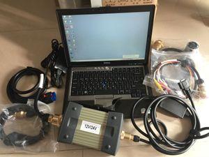 MB Estrela Diagnóstico MB Star C3 Multiplexer Tool + V2014.12 Soft-Ware HDD + D630 4G Laptop One Ano Garantia