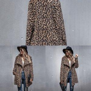 ZMIQX 남자 의류 겨울 코트 남성 전술 레오파드 패션 자켓 긴 밀리미터 소년 긴 겨울 섹션 코트 플러스 벨벳 두꺼운