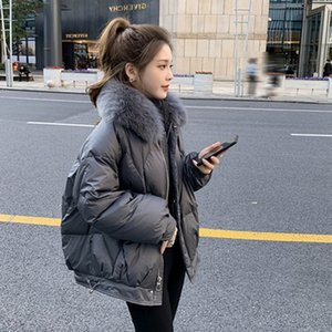 2020 new design feeling small short and thick fashionable down jacket women's coat