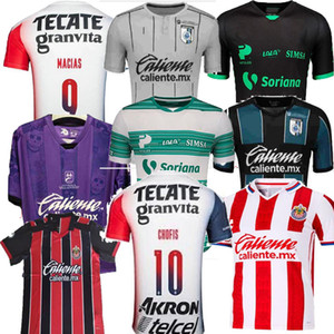 2020 2021 Jersey Soccer San Lagunatos Queretaro FC Camisetas de Fútbol Club Deportivo Guadalajara Chivas Homme Kits Chemise de football