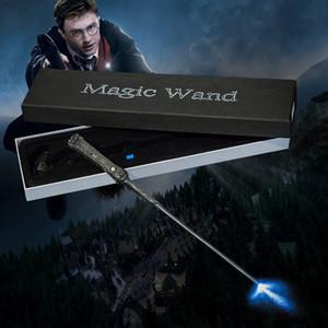 해리 지팡이와 야광 그리고 사운드 36cm 플라스틱 포터 마술 지팡이 할로윈 코스프레 소품 아이 선물