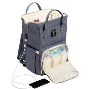 Sunveno Klassische Windel Tasche Rucksack Baby Windel Tasche Große Größe Hohe Qualität