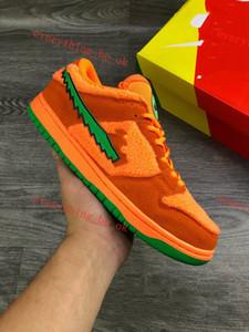 2021 Düşük Dunk Koşu Ayakkabıları Kaykay Sneakers Erkek Kadın Ben ve Jerry Jerrys Casual Minnettar Ölü X Chaussures