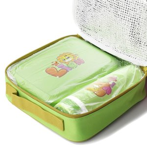 Cartoon Lunch Box With Water Bottle And Bag Microwave Leakproof Lunch Box For Kid Children Student Portable Bento Box wmtIdd dh_garden