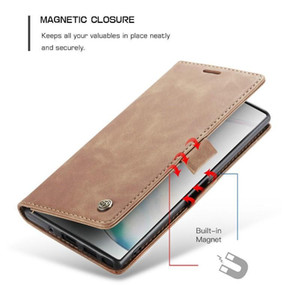 Caseme Luxury Business Leather Phone Case For Iphone 12 Mini Pro Max 5.4 qyllel infant2005