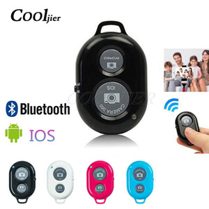 Shutter Release button controller adapter photograph control bluetooth remote button For selfie phone camera