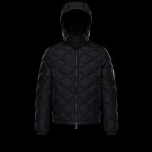 Men Winter Down Jacket Thick Warm 90% White Duck Down Jacket Men Hooded Outwear Casual Parkas Coat Doudoune Veste Homme Y1120