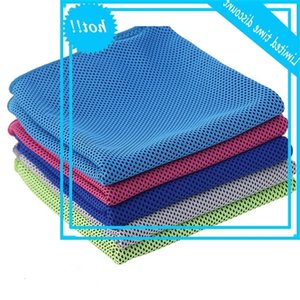 Summer Sports Quick cooling towel Quickly smoking beach Constant instant chill Face towels For fitness yoga mountain climbing equipment