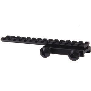 Extension Picatinny Rail / See-Through Flat Top 0.5 \ M16 / M16