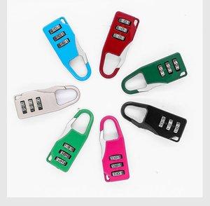مصغرة الطلب رقم قفل رقم رمز كلمة المرور مزيج قفل الأمن سفر قفل آمن لقفل الأمتعة قفل الجمنازيوم FWA2467