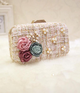 Unique Gold Rhinestone Evening bag Clutch Purse Party Bridal Prom 2021