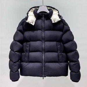Mens Down Jacket Coats Giacca invernale con cappuccio con cappuccio di alta qualità Donne inverno Casual Casual Outdoor Feather Outwear Tenere una giacca corta calda