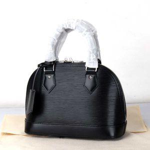 Nuove borse per le donne classiche del 2019 Borse in vera di alta qualità Borse in vera pelle 5 Colore Borsa a tracolla ondulazione dell'acqua Alma PM PICCOLA BAG BAG BAG BAG BATTER