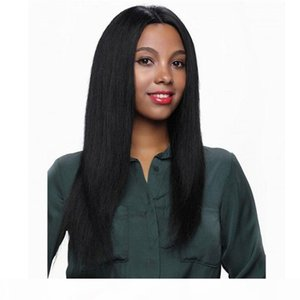 Light Italian Yaki Silk Top Top Tools Full кружевные парики 4x4 Яки прямые шелковые парики Virgin бразильские человеческие волосы с волосами для детей