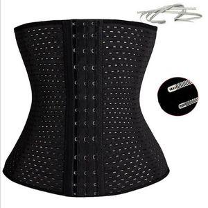 No trace Shapewear waist trainer Lingerie Tummy Control shapers modeling strap corset slimming Belt underwear body shaper womens