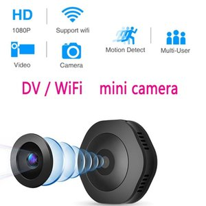Volemer H6 DV / WiFi Micro Camera versione notturna Mini Telecamera Azione con sensore di movimento Camcorder Voice Video Recorder Piccolo