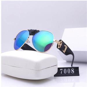 Yeni Erkek Phantos Polarize Pilot Ggsunglasses 58mm Tasarımcı Güneş Gözlüğü Marka Moda Erkekler Kadın Güneş Gözlükleri Gözlük Metal Cam Lensler Rdthzs