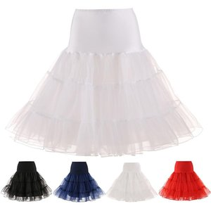 Retro Women Wedding Bridal under Big Swing Mesh Crinoline Tutu Tulle Petticoat Bridesmaids Party Dance Skirt S m l xl xxl