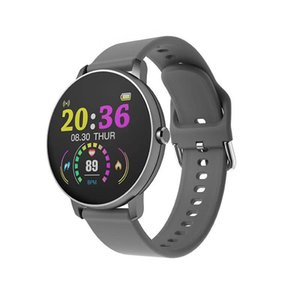 P8 round Smartwatches Fitness Tracker Watch Heart Rate Monitor watch for Samsung and IOS Apple iphone Smartphone