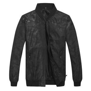 Black Jacket Male Coats Men Jacket Camouflage Camo Bomber Windbreaker Jackets Men Autumn Thin Brand Clothing Army Outwear Spring