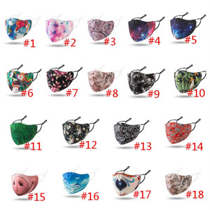 Pig Nose Print Magic Planet Print Adult Mask Scarves Breathe Cotton Cycling Reusable Fabric Filters Mascarillas Mask Cosplay Magic Scarves